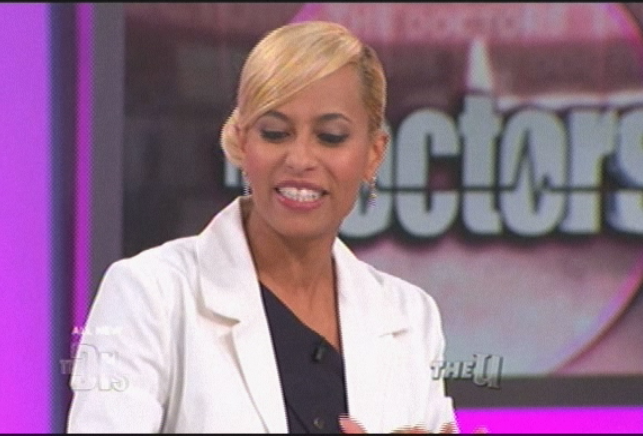 Dr. Rachael Ross on the TV Show The Doctors