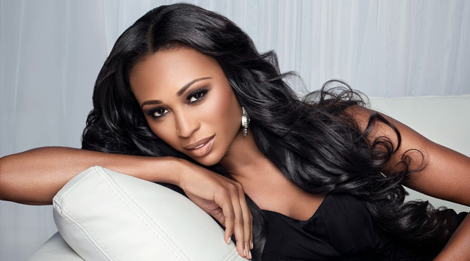 Cynthia Bailey's Battle With Fibroids