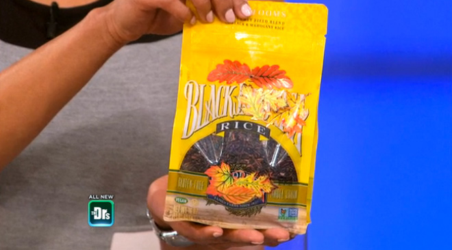 Eating Black Rice Can Improve Your Health