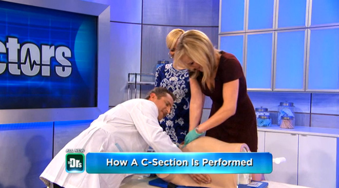 How Doctors Perform An Emergency C-Section