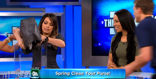 Spring Clean Your Purse