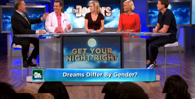 Gender Difference In Dreaming
