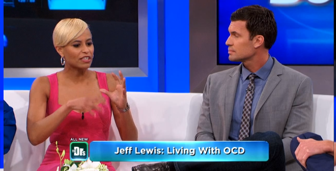Jeff Lewis Living With OCPD