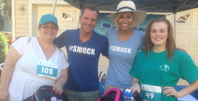 I am so proud of #SMOCK! Simple Moments of Contagious Kindness