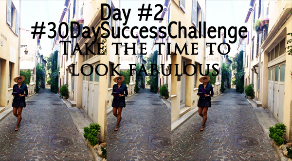 Success Day #2 - Plan To Look Fantastic!!